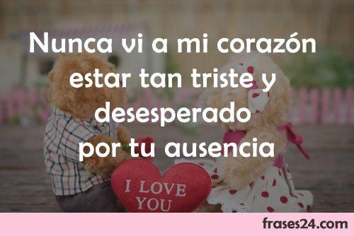 Frases De Amor A Distancia Para Que No Te Olvide Mensajes 2018