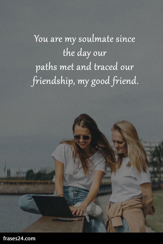 frases de mejores amigas en inglés con traducción 1