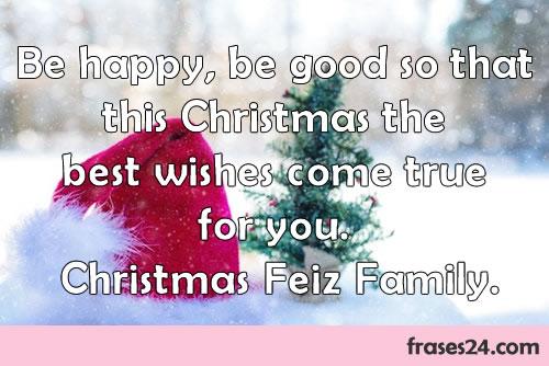 Frases navideñas en ingles 1