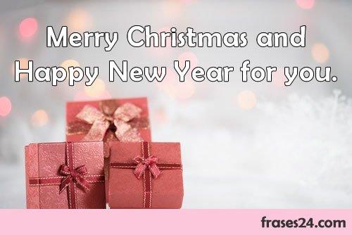 Frases navideñas en ingles para una amiga