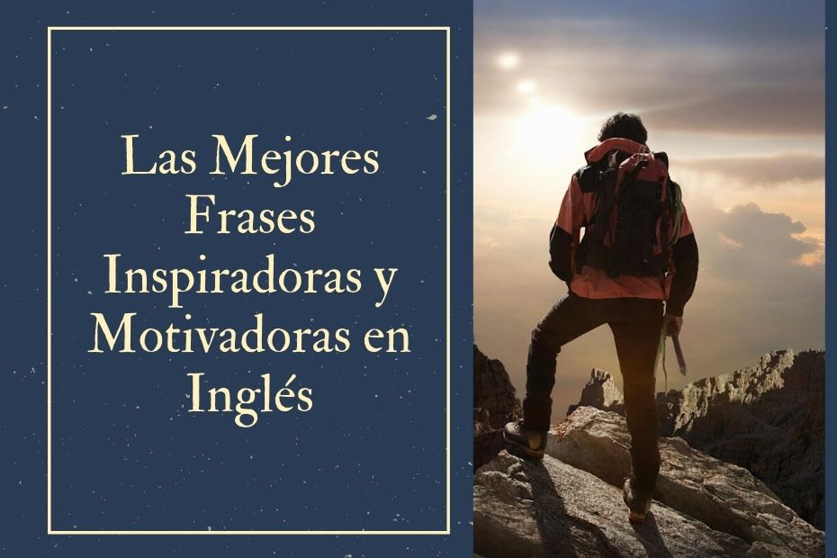 frases motivadoras inspiradoras en ingles